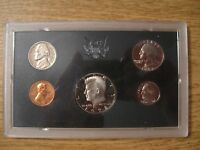 1972 S US CLAD PROOF SET 5 COIN SET