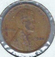 1923 LINCOLN WHEAT CENT KEY DATE - .TONE AND CONDITION   -L10