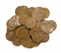 LOT OF 40 1926 P 1C LINCOLN WHEAT CENT PENNIES VF  FINE / VF 130776