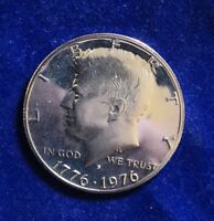 1976 S BICENTEN. PROOF HALF $   SLIGHTLY IMPERFECT   ULTRA LOW FIXED PRICE   F33