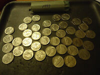 1997 P NICKEL ROLL         > COMBINED SHIPPING <