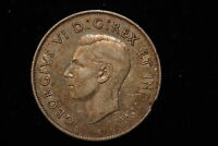 1943 CANADA. 50 CENTS.