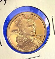 2004 S  PROOF  SACAGAWEA $    1 BRILLIANT PROOF   ULTRA LOW FIXED PRICE    55/MF