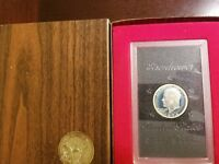 1974 EISENHOWER UNITED STATES PROOF DOLLAR, PACKAGED BY THE U.S. MINT