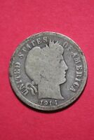 1914 P BARBER LIBERTY DIME EXACT COIN PICTURED FAST FLAT RATE SHIPPING OCE 217