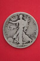 1917 P WALKING LIBERTY HALF DOLLAR EXACT COIN PICTURED FLAT RATE SHIPPING OCE061