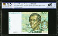 Click now to see the BUY IT NOW Price!  PROOF ESSAI TRIAL FRANCE 200 FRANCS BANQUE MONTESQUIEU 1987 1995 155 159