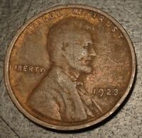 1923 P LINCOLN CENT 540