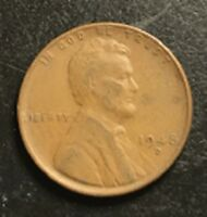 1948 D LINCOLN CENT B509