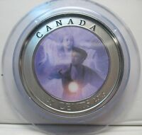 2016   25 CENT   BELL ISLAND HAUNTED CANADA   LENTICULAR   SPECIMEN   COIN ONLY