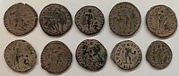 ANTIQUE ROMAN COIN COLLECTION