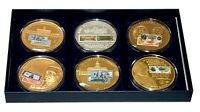 NATIONAL CURRENCY COMMEMORATIVE COINS SET OF 6 USA VALUE $55