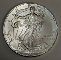 1999 SILVER EAGLE DOLLAR DISCOUNTED FOR SPOTS