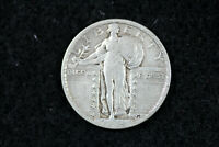 ESTATE FIND 1924  STANDING LIBERTY QUARTER D18996
