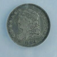 1829 BUST HALF DIME LM-12 JULES REIVER COLLECTION NCS F DETAILS AT0141/ULS