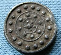OLD LEAD ALLOY TOKEN JETON   ANCIENT BRITON? CELTIC? UNKNOWN