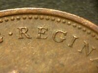 1C 1967 DOUBLED DIE OBVERSE AS SEEN IN CHARLTON REALLY HARD TO FIND