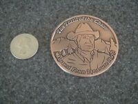 FORREST FENN BRONZE NUMBERED SEARCHER COIN 808 THRILL CHASE TREASURE MEDALLION
