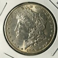 1902-O MORGAN SILVER DOLLAR HIGH GRADE COIN