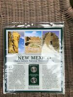 AMERICA THE BEAUTIFUL NEW MEXICO STATE QUARTERS  P&D MINT  2