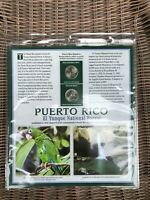 AMERICA THE BEAUTIFUL PUERTO RICO STATE QUARTERS  P&D MINT