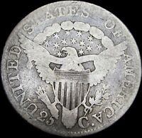 1806 DRAPED BUST QUARTER DOLLAR       TYPE COIN        S963