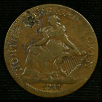 NORTH AMERICAN TOKEN 1781 VG. LOT  80 034 3081 B 1144