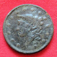 1837 US COIN LIBERTY HEAD WITH