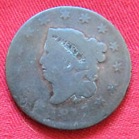 1817 US COIN LIBERTY HEAD WITH