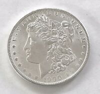 1900-O MORGAN SILVER DOLLAR MS FROSTY LUSTER REFLECTIVE SURFACES EYE-APPEAL