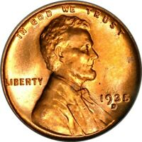 1935-D 1C LINCOLN CENT PCGS MINT STATE 66RD