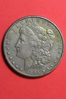 1897 P MORGAN SILVER DOLLAR LIBERTY EXACT COIN SHOWN COMBINED SHIPPING TOM 04