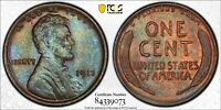 1913 LINCOLN WHEAT CENT MINT STATE 63BN