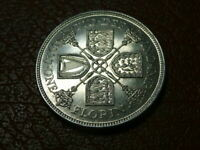 1927 PROOF SILVER FLORIN  3