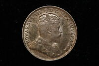 1902 CANADA. 5 CENTS.