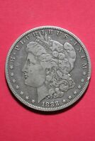 1888 O VAM 24 OVAL O TOP 100 MORGAN SILVER DOLLAR FLAT RATE SHIPPING OCE 321