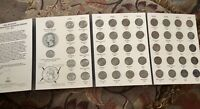US STATE QUARTERS IN FOLDER   COMPLETE SET OF 50  1999 TO 20