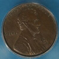 1911-S LINCOLN WHEAT CENT ICG MINT STATE 64BN- TOUGHER DATE/MINT,  EXAMPLE