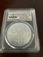 2016-W 2019 PROOF SILVER EAGLE FROM WP MINT HOARD PCGS PR70DCAM