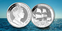 MAYFLOWER   2020 REVERSE FROSTED BULLION $1 COIN .999 SILVER