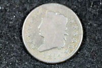 ESTATE FIND 1814  CLASSIC HEAD LARGE CENT  D18563