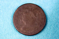 ESTATE FIND 1809  CLASSIC HEAD LARGE CENT  D10376