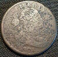 1804 DRAPED BUST LARGE CENT  S 266A KEY DATE