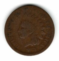 1873 INDIAN HEAD CENT - CLOSED 3
