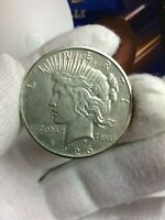 1926-P PEACE SILVER ONE DOLLAR US $1 COIN