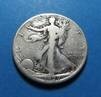 1927-S  WALKING LIBERTY HALF DOLLAR FOR COLLECTION  COMBINED SHIPPING  LOT 200