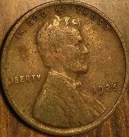1925 USA LINCOLN WHEAT SMALL CENT PENNY