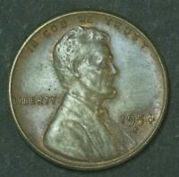 1954-S LINCOLN PENNY 1 CENT