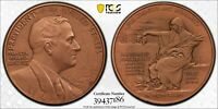 2014 MEDAL FRANKLIN D. ROOSEVELT CHRONICLES SET, RD MEDAL PCGS MINT STATE 68RD