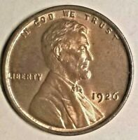 1926 LINCOLN CENT